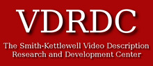 The Smith-Kettlewell Video Description Reasearch and Development Center logo